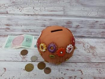 Pokladnička rozkvetlá